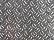 Лист рифленый 0,1 мм Ст3сп5 ГОСТ 8568-77 РЕЗКА в размер ДОСТАВКА