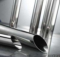 Труба нержавеющая 150 мм 08X17Т ГОСТ 8734-80 холоднотянутая
