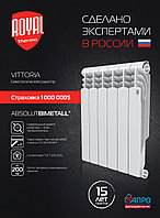 Радиатор биметаллический Royal Thermo Vittoria 350/80