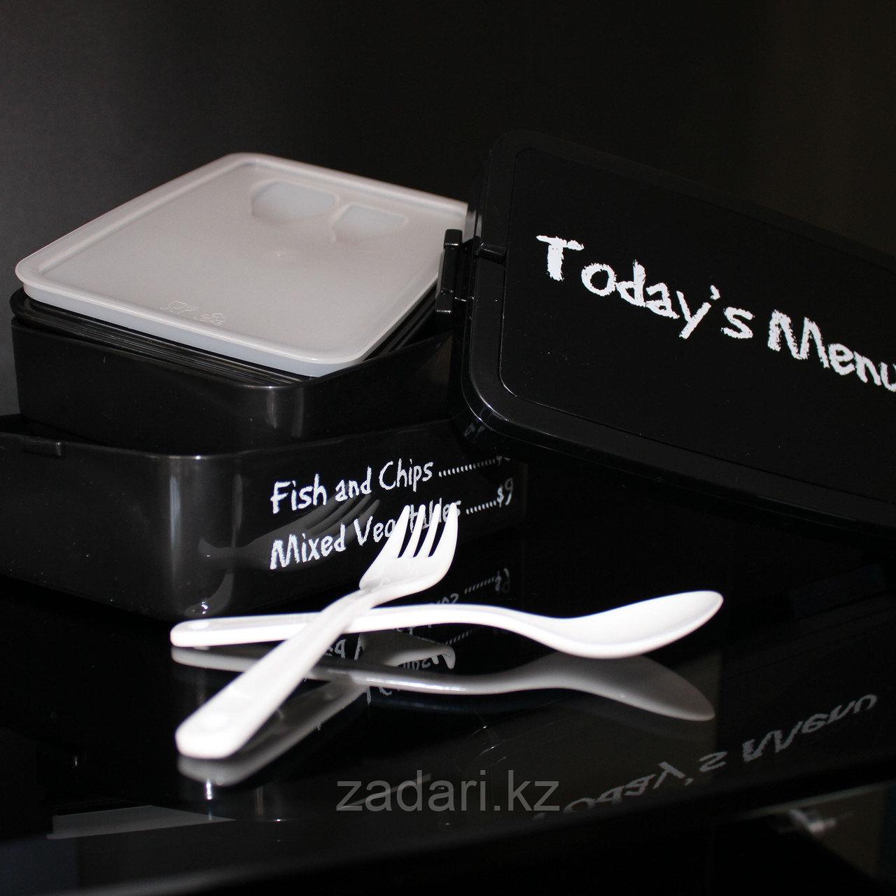 Контейнер для еды «Меню»