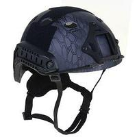 Шлем для страйкбола KINGRIN FAST helmet PJ version low version (TYPHON) HL-09-PJ-TY