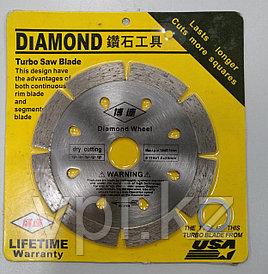 Круг алмазный отрезной  сухой рез  114*20 DIAMOND TOOLS