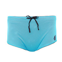 Тормозные шорты (плавки) DRAG SHORTS M0256 01 4 16W Reversible Unisex, S, Turquoise/Black