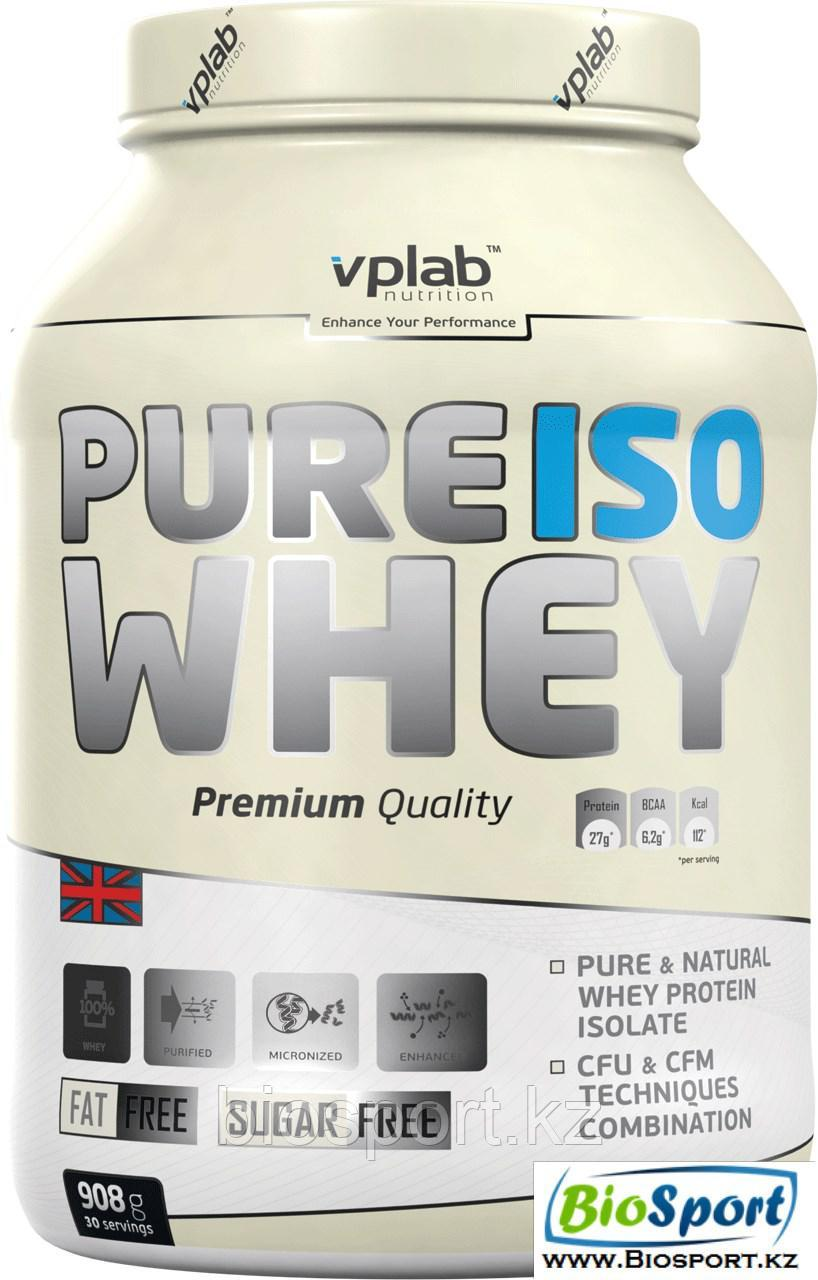 VP Labs Pure Iso Whey 908г