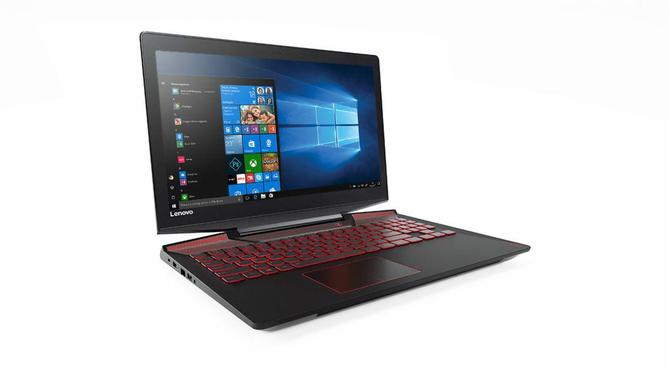 "Ноутбук Lenovo IdeaPad Y720 (15.6"" FHD IPS AG, Intel Core i7 7700HQ, 16GB DDR4, 1TB, GTX1060 6G, Win10)"