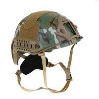 Шлем для страйкбола KINGRIN FAST helmet MH versionlow version(Multicam) HL-08-MH-CP