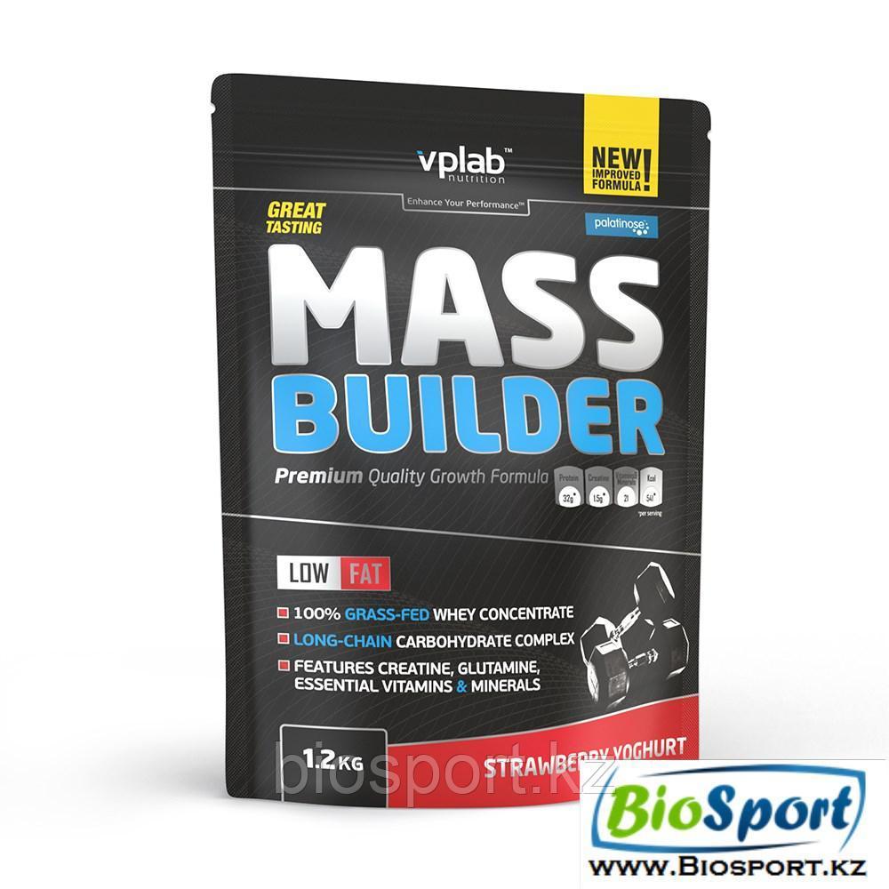 VP Labs Mass Builder - 1,2 кг Клубника