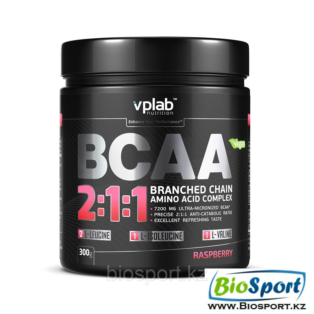 VP Labs BCAA 2:1:1 300г