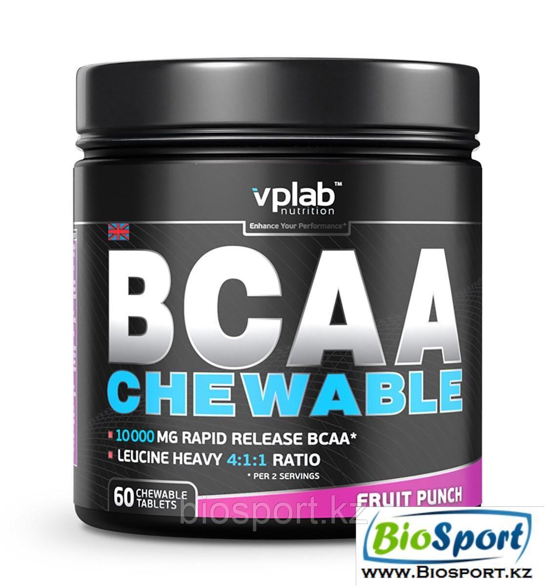 VP Labs BCAA Chewable