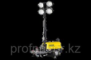 Мачта осветительная передвижная с электростанцией Wacker Neuson LTN 6L на шасси