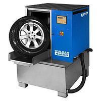Автоматическая мойка колес гранулами Wulkan 4х4P
