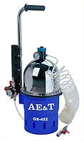 Оборудование для замены тормозной жидкости в легковых автомобилях AE&T GS-452