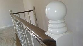 Реставрация деревянных лестниц, фото 2