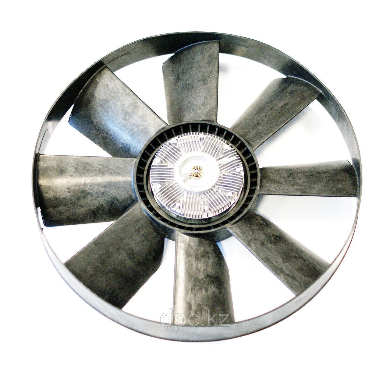 Вентилятор с муфтой D-654 для Cummins ISBe КАМАЗ 740.30-260, 740.30, 740.31 020002741