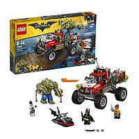 Lego Movie Фильм Бэтмен: Хвостовоз Убийцы Крока
