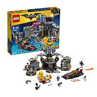 Lego Movie Фильм Бэтмен: Нападение на Бэтпещеру