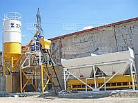 Бетонный завод СКИП-15
