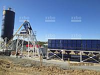 Бетонный завод СКИП-90  , фото 1