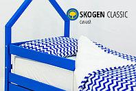 """Изголовье-крыша для кровати """"Skogen classic синий"""", фото 2"""