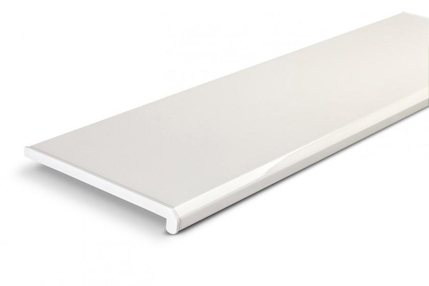 Пластиковый Подоконник Danke Komfort Белый 55см