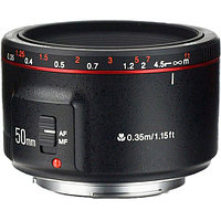YN 50mm f/1.8 II Lens for Canon EF
