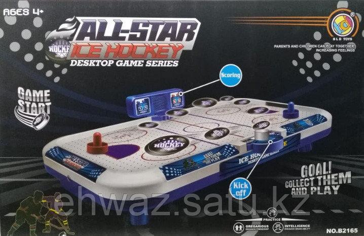 Настольный аэрохоккей All-star Ice Hockey