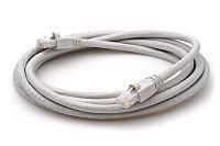 ITK Коммутационный шнур (патч-корд), кат.6А UTP, LSZH, 5м, серый, фото 1