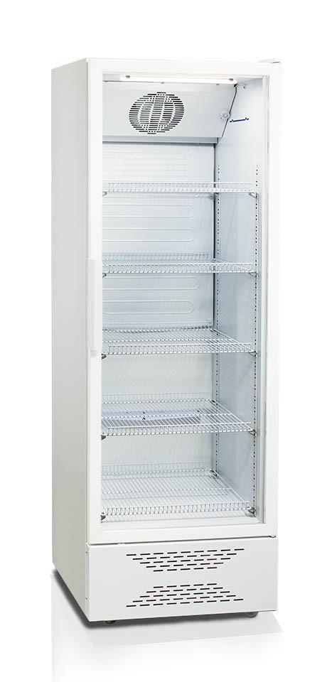 Витринный холодильник Бирюса-460N