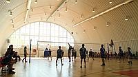 Строительство спортзалов, крытых полей и спортивных площадок, спортивных комплексов, теннисных кортов, фото 1