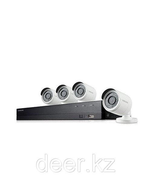 Комплект видеонаблюдения Samsung SDH-C74040AP SDR-C74300