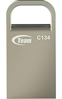 Флеш накопитель USB 2.0 TEAM 32GB C134 DRIVE SILVER TC13432GS01
