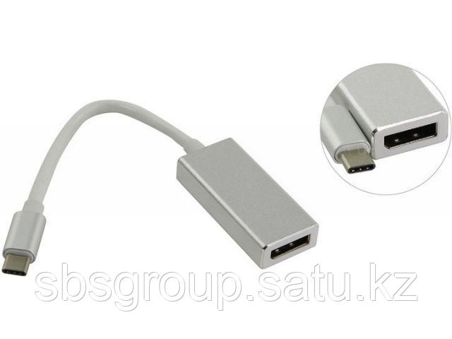 Конвертер USB 3.1(m) Type C на DisplayPort (40372) UGREEN, поддержка 2K*4K