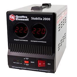 Стабилизатор напряжения Quattro Elementi Stabilia 2000