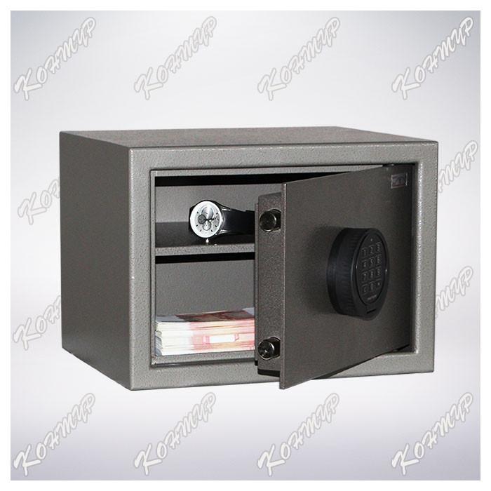 Металлический сейф КМ-260 Е в РК. Доставка по РК бесплатно!!!