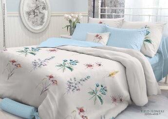 Комплект постельного белья, Field flowers