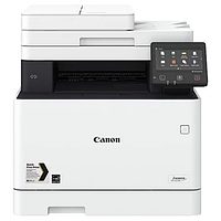 МФП Canon MF732Cdw принтер/сканер/копир /A4 1200x1200 dpi black 27 ppm/ color 27 ppmUSB/LAN/WiFI