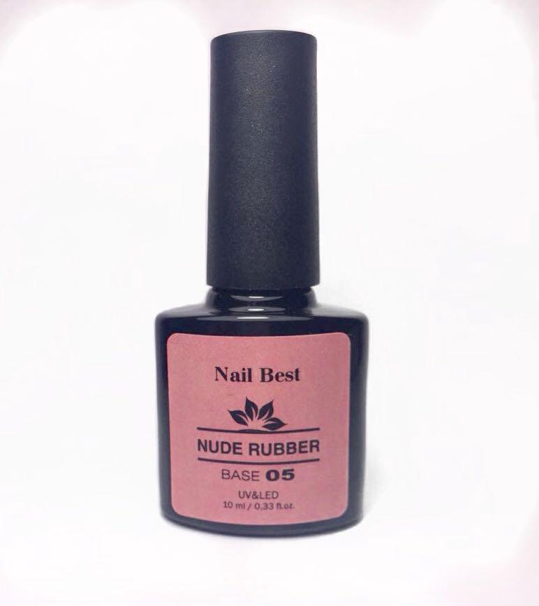 Nail Best Nude Rubber Base 005