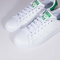 Кроссовки Adidas Stan Smith Running White Green Ftw