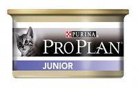 Pro Plan Консервы для котят с курицей, Junior Chicken, 85 гр, фото 1