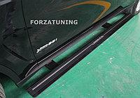 Электрические выдвижные пороги подножки для BMW X5 F15
