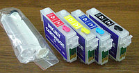 Картридж  ДЗК T0921N-924N V6.0 for Epson TX117/TX106/TX109/T26/T27/C91/CX4300