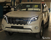 ФАРЫ (В СТИЛЕ MERCEDES) LAND CRUISER PRADO (J150) 2013 - Н.В