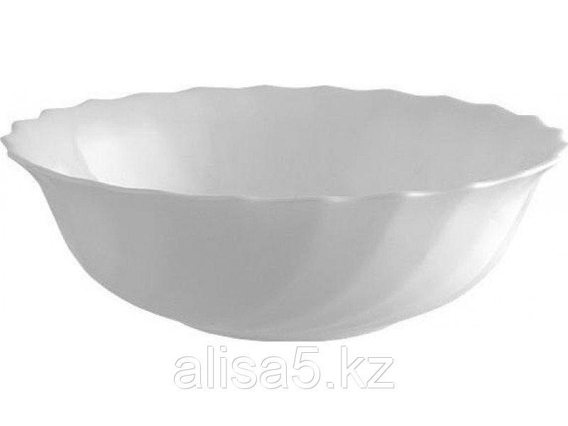 TRIANON салатники, диаметр 16 см, белые, 6 шт