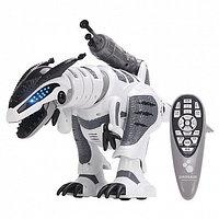 Радиоуправляемый робот-динозавр звуковые и световые эффекты, фото 1