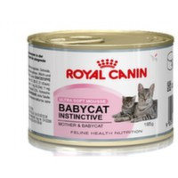 Royal Canin Babycat Instinctive Mousse Корм Роял Канин для котят (195 гр)