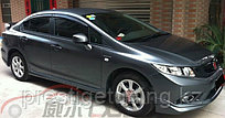 Обвес на Honda Civic 2012