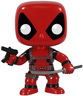 "Башкотряс ""Дэдпул"" (#20 Marvel – Deadpool Funko Pop Vinyl), фото 1"