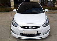 Обвес на Hyundai Accent NEW