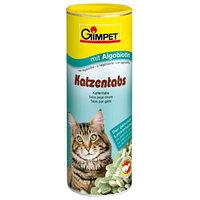 Gimpet Katzentabs витаминизированое лакомство для кошек с морскими водорослями 1 витаминка 9 тенге