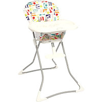 Стульчик TEA TIME Highchair (цвет Alphabite) Graco